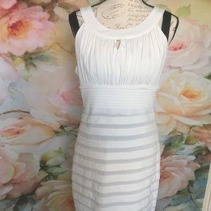 AA Studio White Dress- 12